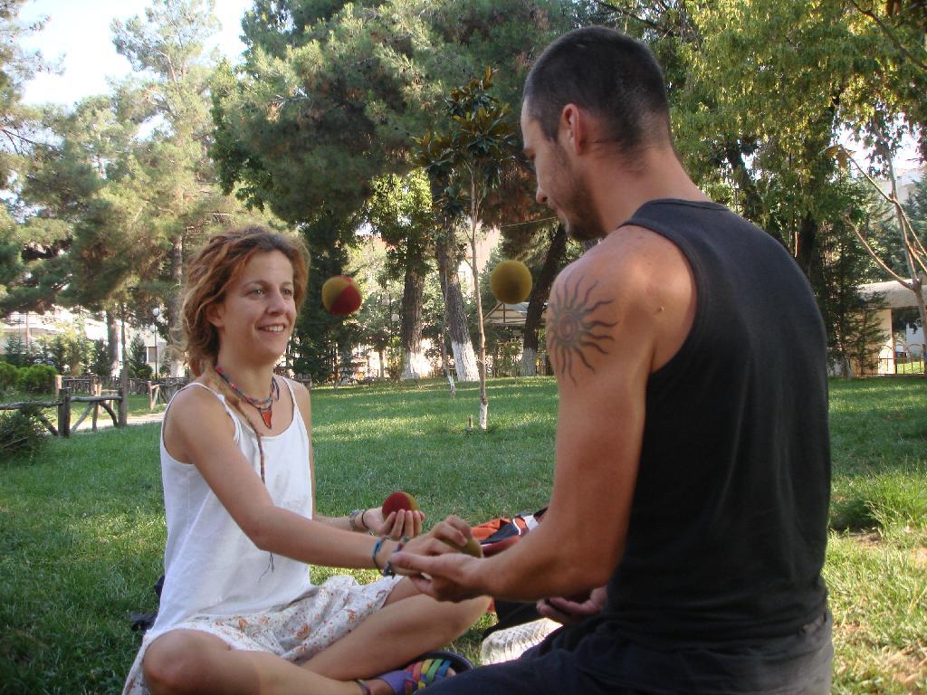 Markela and Andreus