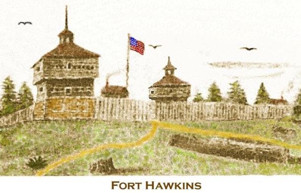 Fort Hawkins